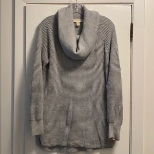 Michael Kors oversized sweater with cowl neck
